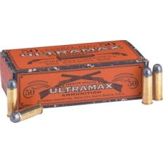 Ultramax Cowboy Action .45 Schofield 230 Gr. Lead Round Nose Flat Point- Box of 50