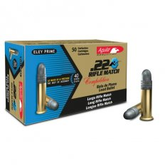 Aguila Target Competition .22 Long Rifle 40 Gr. Lead Round Nose- 1B222514-50