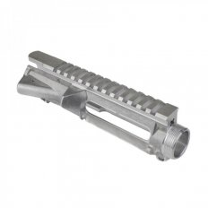 AR15 A3 Stripped Upper Receiver in the Raw- Non-Anodized Aluminum - 223UP-RAW