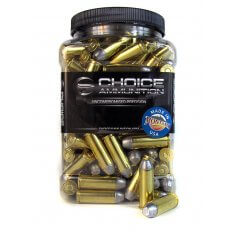 Choice Ammunition Cowboy Action .45 Colt 250 Gr. Round Nose Flat Point Lead- 250RNFPL45LC200