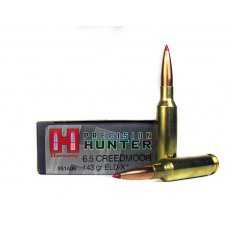 Hornady Precision Hunter 6.5 Creedmoor 143 Gr. ELD-X- 81499
