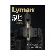 "Lyman ""Reloading Handbook: 50th Edition"" Reloading Manual-9816051"