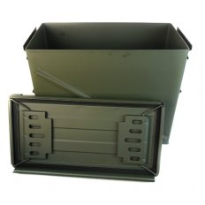 "M592 30mm Ammo Can New- 17"" x 8-3/4"" x 14""- Olive Drab"