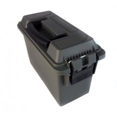 Plastic Ammo Can .30 Caliber- Olive Drab-A10120