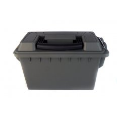 Plastic Ammo Cans .30 Caliber Olive Drab- A10120