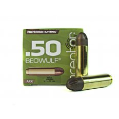 Inceptor Preferred Hunting .50 Beowulf 200 Gr. ARX- A50BEOARXBR200