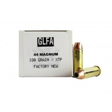 GLFA .44 Magnum 180 Gr. Hornady XTP Hollow Point- A686934