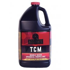 Accurate TCM Smokeless Powder- 5 Lbs. (HAZMAT Fee Required) ACCTCM5