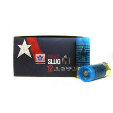 "Stars and Stripes 12 Gauge 2-3/4"" 1 oz Rifled Slug- CSLUG28"