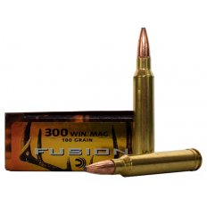 Federal Fusion .300 Winchester Magnum 180 Gr. Bonded Soft Point- F300WFS3