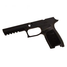 SIG SAUER P250/P320 Grip Module Assembly, Carry, Large, 9mm, .357 Sig, .40 S&W- GRIP-MOD-CA-943-LG-BLK