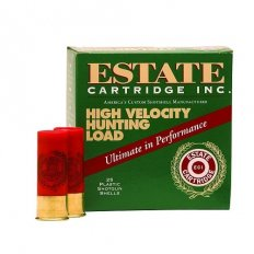"Estate 28 Gauge 2-3/4"" 3/4 oz #7.5 Shot- Case of 250"