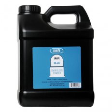 IMR Blue Smokeless Powder- 8 Lbs.- IMRBLUE8