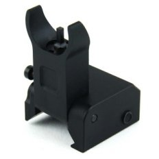 AR15 Same Plane Flip-Up H&K Style Front Back-Up Iron Sight- IS004