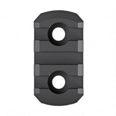 MAGPUL M-LOK Rail Section 3-Slot- Aluminum-MAG580-BLK
