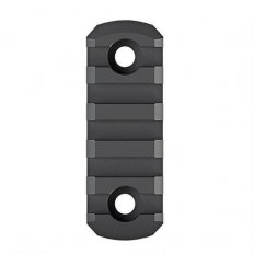 MAGPUL M-LOK Rail Section 5-Slot- Aluminum-mag581-blk