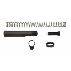 AR10 Mil-Spec 6 Position Rifle Buffer Tube Kit with Regular End Plate- MAR047-308-A