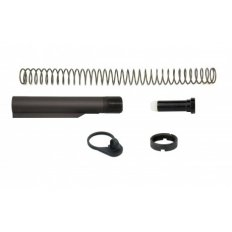 AR10 Mil-Spec 6 Position Rifle Buffer Tube Kit with Vertical Sling Adapter- MAR047-308-C