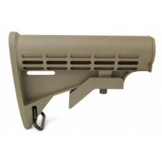 AR15 M-4 Style 6-Position Commercial-Spec Stock- MAR083-T