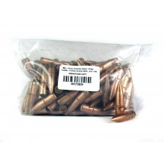 Military Surplus Bullets .30 Caliber (.308 Diameter) 142 Gr. Pulled M62 Tracers- MSAB308142T