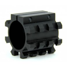 "5 SIDE 1"" SHOTGUN MAGAZINE TUBE MOUNT/PICATINNY- MSG001"