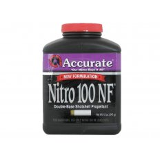 Accurate Nitro 100 New Formulation Smokeless Powder- N100NF-1