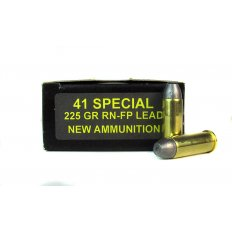 PCI .41 Special 225 Gr. Round Nose Flat Point Lead- PC41SPL