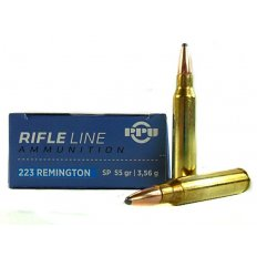 Prvi Partizan .223 Remington 55 Gr. Soft Point PP223S