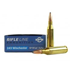 Prvi Partizan .243 Winchester 90 Gr. Soft Point PP2431