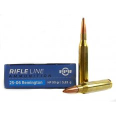 Prvi Partizan .25-06 Remington 90 Gr. Hollow Point PP2506H