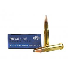 Prvi Partizan .30-30 Winchester 170 Gr. Flat Nose Soft Point- PP30302