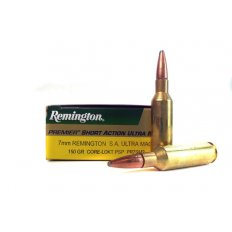 Remington Premier 7mm Remington Short Action Ultra Magnum 150 Gr. Core-Lokt PSP- PR7SM2