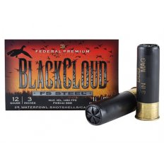 "Federal Premium Black Cloud 12 Gauge 3"" 1-1/4 oz BBB Non-Toxic FlightStopper Steel Shot- PWB142BBB"