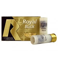 "Rio Royal Buck 12 Ga 2-3/4"" 12 Pellets #1 Buckshot RB1212"