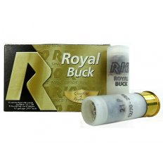 "Rio Royal Buck 12 Ga 2-3/4"" 21 Pellets #4 Buckshot RB1221"