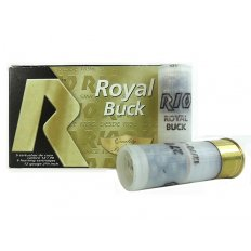 "Rio Royal Buck 12 Ga 2-3/4"" 27 Pellets #4 Buckshot RB1227"