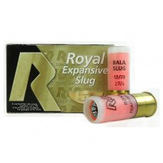 Rio Royal Expansive Slug 12 Ga 2-3/4, 1-1/8 oz Sabot Slug RES12