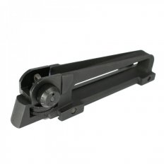 AR15 Flat Top A2 Carry Handle- Aluminum Black