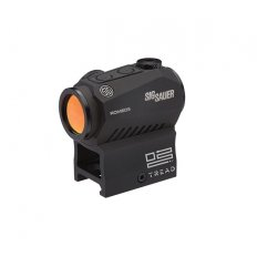 SIG SAUER TREAD ROMEO5 1x20mm Compact Red Dot Sight 2 MOA Red Dot with M1913 Riser-SOR52010