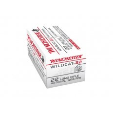 Winchester Wildcat .22 Long Rifle 40 Gr. Lead Round Nose- WW22LR