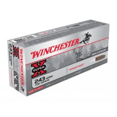 Winchester Super-X .243 WSSM 100 Gr. Power-Point- X243WSS