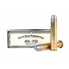 Black Hills Cowboy Action .45-70 Government 405 Gr. Lead Flat Nose- Box of 20