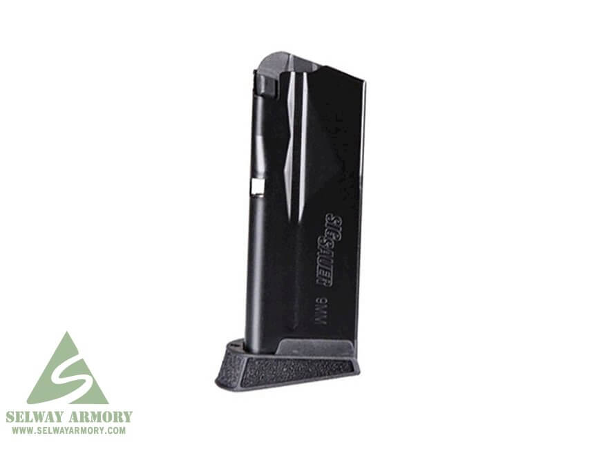 SIG SAUER P365 Sub-Compact 9mm 10-Round Magazine with Finger
