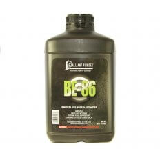 Alliant BE-86 Smokeless Powder- 8 Lbs. (HAZMAT Fee Required)