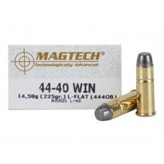Magtech Cowboy Action .44-40 WCF 225 Gr. Lead Flat Nose- Box of 50