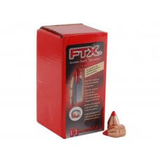 Hornady Bullets .50 Caliber (.500 Diameter) 300 Gr. LEVERevolution FTX- Box of 50