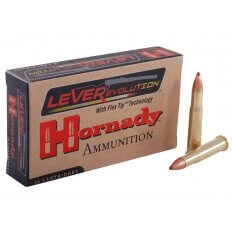 Hornady LEVERevolution .32 Winchester Special 165 Gr. FTX- Box of 20