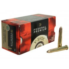 Federal Premium V-Shok .22 Hornet 30 Gr. Speer TNT Green Hollow Point- Lead-Free- Box of 50