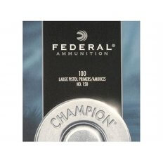 Federal Large Pistol Primers #150- Box of 1000 (HAZMAT Fee Required)