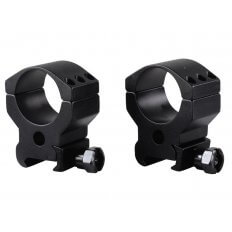 "Burris 30mm Xtreme Tactical Picatinny-Style Rings- High Height 1.35""- Matte"